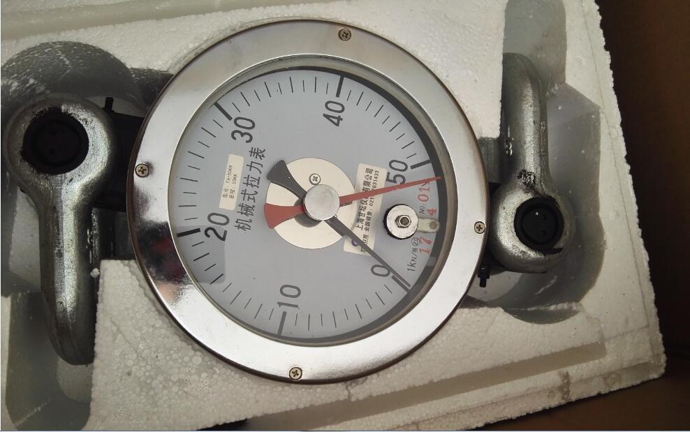30KN-200KN机械测式测力计.修井用拉力表
